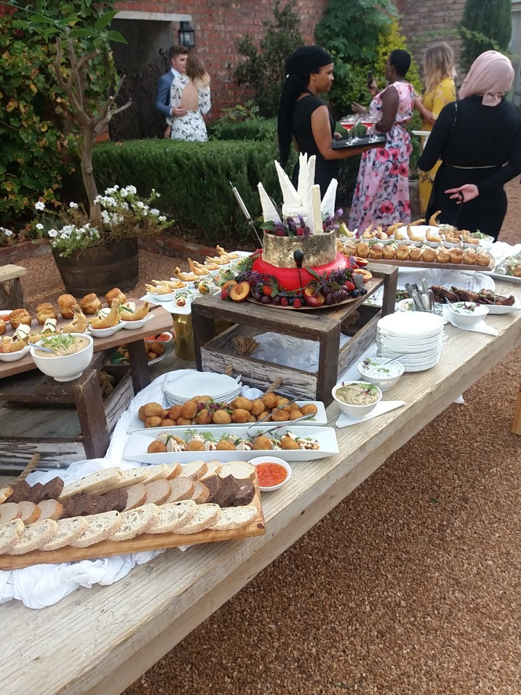 Catering Services Knysna